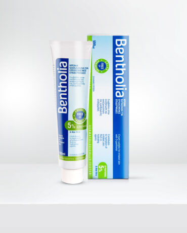 Bentholia </br> Κρέμα για Ερεθισμένες Επιδερμίδες