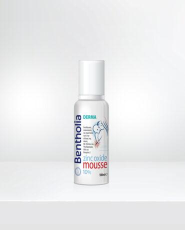 Bentholia</br> Zinc oxide mousse 10%