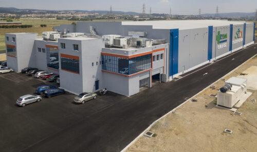 Οι νέες εγκαταστάσεις της Σ.ΕΛ.ΦΑΡ